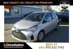 2015 Toyota Yaris SE Reliable and fuel Efficient!