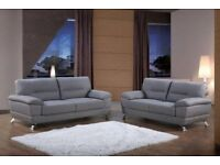 Brand New Modern Style Sofa Set - A Real Bargain at £495