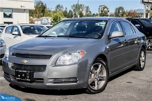 2008 Chevrolet Malibu LT Sunroof and Heated Seats