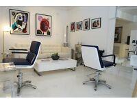 part time salon assistant for November- December