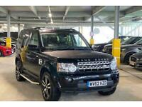 2012 62 Land Rover DISCOVERY 4 3.0 SDV6 HSE AUTO 4WD ***ONLY 104,000 MILES***