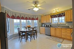 Riverview, park like setting, Energy Efficient, In-Law Suite!