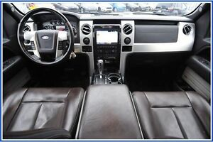 2011 Ford F-150 Platinum/LEATHER/4X4/PWR RUNNING BDS/HEAT&COO... Kitchener / Waterloo Kitchener Area image 10