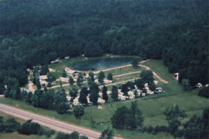 Camping in North Durham Region - tents or trailers