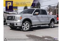 2010 Ford F-150 FX4 Leather/Roof/Chrome/Camera/SYNC
