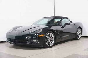 2007 Chevrolet CORVETTE CONVERTIBLE 3LT Z51