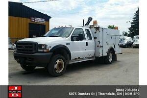 2004 Ford F-450 Chassis XLT 100% Approval! London Ontario image 1