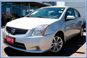 2012 Nissan Sentra 2.0 S 2.0L/AUTO/AC/PWR GROUP/ALLOYS Kitchener / Waterloo Kitchener Area image 2