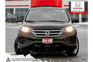 2014 Honda CR-V LX MULTI-ANGLE REAR VIEW CAMERA WITH GUIDELIN... Cambridge Kitchener Area image 2