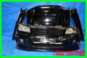 JDM Subaru Forester SG5 Front End Conversion 2003-2005