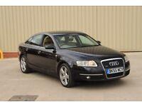 2005 55 Audi A6 4.2 V8 Petrol Quattro Auto **90k FSH**SATNAV**S4&S5 ENGINE not s6 s4 rs4 m5 335 535