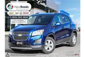 2016 Chevrolet Trax LT LT AWD | LEATHER, SUNROOF
