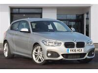 BMW 120d M SPORT-SAT NAV-XENONS