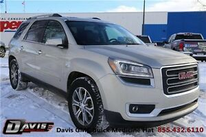2014 GMC Acadia SLT1 Sunroof! Heated seats! Leather!
