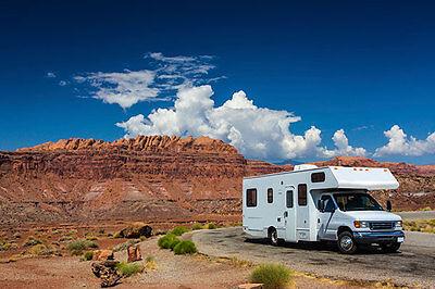 Das Gefühl von Freiheit genießen: Mit dem Wohnmobil durch die USA. (© Thinkstock über The Digitale)