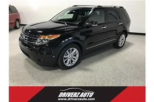 2013 Ford Explorer Limited SPACIOUS, LOCAL UNIT, TOWING CAPAB...
