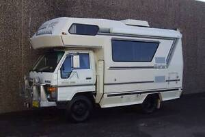 Wanted. Wanted Toyota Safari Camper Geelong Geelong City Preview