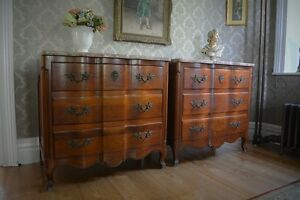 Antique French Commodes - SOLD