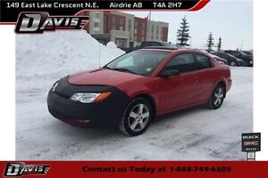 2007 Saturn ION 3 Uplevel SUNROOF, SEATS 4, LOW KM'S, GREAT F...