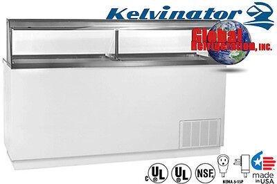 Global Refrigerationkelvinator Ice Cream Dipping Cabinet W