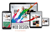 Affordable & Professional Website Design - $195