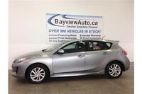 2012 Mazda 3 - AUTO! ALLOYS! SUNROOF! HEATED SEATS