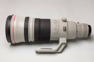 Canon 500mm F/4 IS L Mark 2 Lens