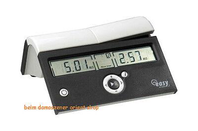 Digitale Schachuhr DGT Easy Uhr Game Timer digital NEU