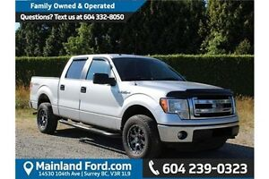 2014 Ford F-150 BC VEHICLE, SUPER CLEAN INSIDE AND OUT.