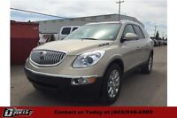 2011 Buick Enclave AWD, HTD SEATS, DBL SUNROOF