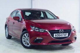 Mazda 3 SE NAV (red) 2014