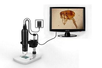 Vividia Vm-um16 Hdmiusb Digital Microscope For Tv Monitor And Pc