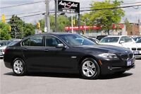 2011 BMW 528i ONLY 53K! **NAVIGATION PKG** PREMIUM PKG
