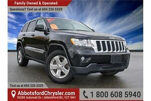 2013 Jeep Grand Cherokee Laredo w/ Backup Camera