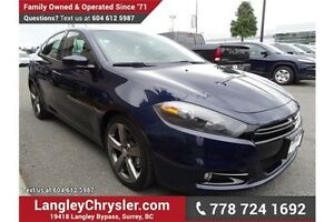 2013 Dodge Dart Limited/GT w/ Leather Interior & Sunroof