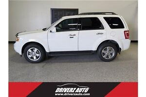 2011 Ford Escape Limited - EXCEPTIONAL SHAPE INSIDE AND OUT!