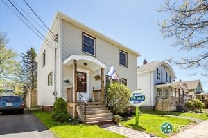 Well maintained 3 bed in the West End!