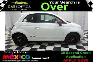 2016 Fiat 500 POP – LOW KMS**KEYLESS ENTRY**BLUETOOTH
