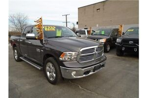 "2016 RAM 1500 CREW SLT ""LIKE NEW"" RATES AS LOW AS 3.99%"
