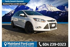 2013 Ford Focus SE LOCAL, NO ACCIDENTS, LOW KM'S