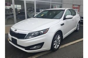 2012 Kia Optima EX HEATED LEATHER SEATS