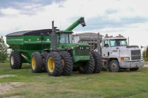 Truck, Trailer, Tractor, and Cart