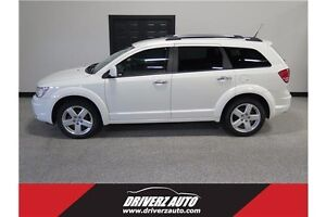 2010 Dodge Journey R/T REMOTE START, LEATHER, HEATED SEATS