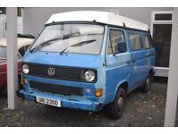 Volkswagen camper project