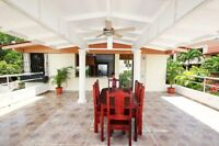 2 br penthouse condo beachtown sosua; live the life you deserve