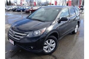 2012 HONDA CR-V EX AWD - CLOTH INTERIOR - SUNROOF - REAR CAMERA