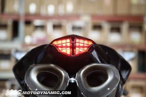 2007 - 2013 Ducati 848 1098 1198 Sequential LED Tail Light