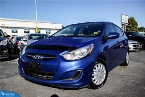 2012 Hyundai Accent GL Air Conditioning and AUX Input