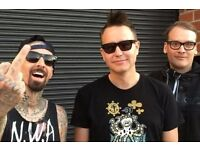 BLINK 182 - DOWNSTAIRS STANDING - MANCHESTER ARENA - FRI 14/07 - £75!