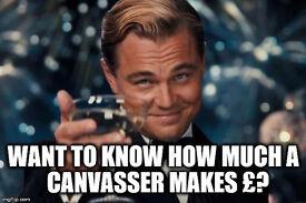 make £500+ plus per week in door to door advertising